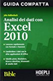 Analisi dei dati con Excel 2010 (Applicativi)