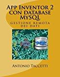 App Inventor 2 Con Database Mysql