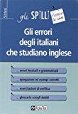 Gli errori degli italiani che studiano inglese
