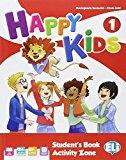 Happy kids. Con e-book. Con espansione online. Per la Scuola elementare: 1