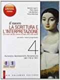 Il nuovo. La scrittura e l'interpretazione – Edizione Rossa – VOLUME 4