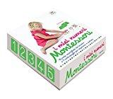 I miei numeri. Montessori. 10 carte smerigliate da toccare e 9 carte puzzle per imparare a contare