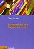 Introduzione alla linguistica storica