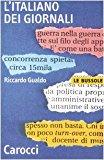 L'italiano dei giornali