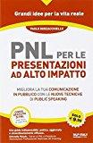 PNL per le presentazioni ad alto impatto. Migliora la tua comunicazione in pubblico con le nuove tecniche di public speaking