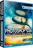 Photoshop CS6 – Corso completo in video training – DVD ROM