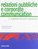Relazioni pubbliche e corporate communication: 2