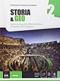 Storia e geo. Con e-book. Con espansione online. Per le Scuole superiori: 2