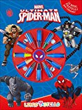 Ultimate Spider-Man. Libro pastello. Con gadget